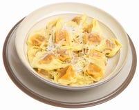 De Deegwaren van Tortellini Stock Fotografie
