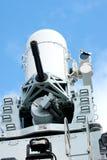 De defensiesysteem van het falanx Stock Foto