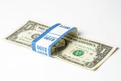 De Deflatie van de inflatie Stock Afbeeldingen
