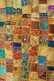 De deken van de hippie Stock Foto