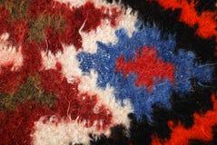 De deken van de wol Stock Afbeelding