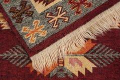 De deken van Turkomen Stock Foto