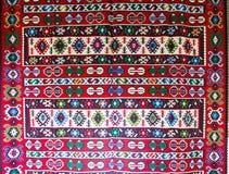 De dekens van Chiprovtsitapijten Royalty-vrije Stock Foto's