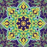 De dekking van de kleur Royalty-vrije Illustratie