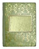 De dekking van Grunge voor een boek of album met flard Royalty-vrije Stock Afbeelding