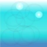 De dekking van het Lazurwater voor druk, Web Stock Foto