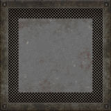 De dekking van het mangat (Naadloze textuur) Stock Fotografie
