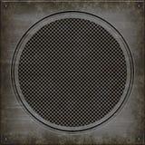 De dekking van het mangat (Naadloze textuur) Royalty-vrije Stock Fotografie