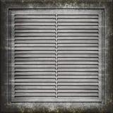 De dekking van het mangat (Naadloze textuur) Stock Afbeelding