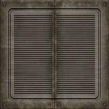 De dekking van het mangat (Naadloze textuur) Royalty-vrije Stock Afbeeldingen