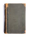 De dekking van het oude boek Stock Afbeeldingen