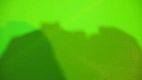 De dekkings groene kleur van het achtergronddocumentdossier Stock Foto's