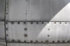De deklaag van het vliegtuig Stock Afbeelding