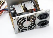 De delen van de elektromachtslevering Stock Foto