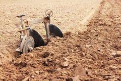 De Delen van de tractor Stock Afbeelding