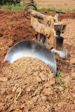De Delen van de tractor Stock Foto's