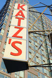De Delicatessenwinkel van Katz Royalty-vrije Stock Fotografie