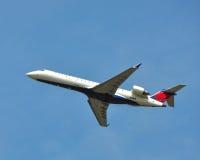 De delta Vlucht van de Schakelaar Royalty-vrije Stock Afbeelding