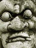 De demon van de nachtmerrie Stock Foto's