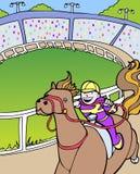De Derby van Kentucky Royalty-vrije Stock Foto's