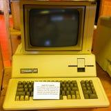 De derde appelcomputer royalty-vrije stock foto's