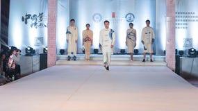 De derde reeks van Ya-kleding-manier toont Royalty-vrije Stock Afbeelding