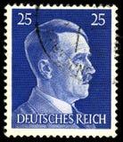 De derde zegel van het Duitse Rijk Stock Foto