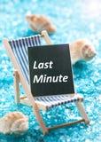 De dernière minute Image libre de droits