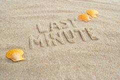 De dernière minute Photo stock