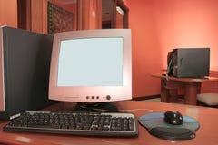 De Desktop van de computer Royalty-vrije Stock Foto's