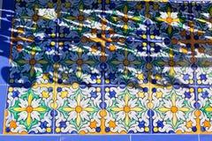de detail西班牙广场塞维利亚西班牙 库存图片