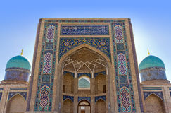 De Details van Burokhon van Madrasah Royalty-vrije Stock Foto