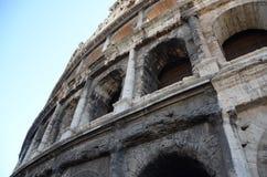 De details van Colosseum Stock Afbeeldingen