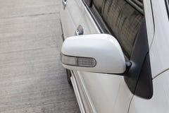 De Details van de autospiegel Stock Afbeelding