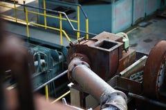 De Details van de industrie Royalty-vrije Stock Foto's