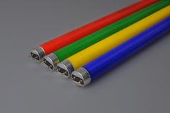 De details van de kleurenlamp Royalty-vrije Stock Foto's