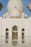 De details van de moskee Stock Afbeelding