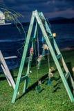 De Details van het strandhuwelijk royalty-vrije stock foto
