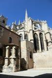 De Details van de Narbonnekathedraal Royalty-vrije Stock Foto's