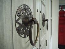 De deur Royalty-vrije Stock Fotografie