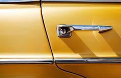 De deur van de auto Stock Foto