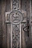 De Deur van de kerk royalty-vrije stock foto's