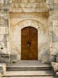 De deur van de moskee royalty-vrije stock afbeeldingen