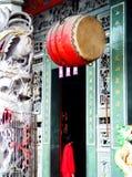 De deur van de tempel Stock Fotografie