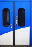 De deur van de trein Royalty-vrije Stock Foto