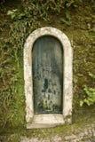 De deur van de tuin Stock Foto's