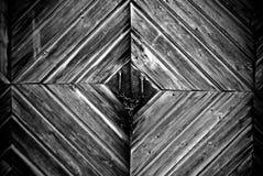 De deur van de vierling Stock Afbeeldingen