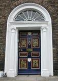 De deur van Dublin royalty-vrije stock afbeeldingen