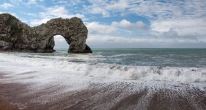 De Deur van Durdle, Dorset Stock Foto