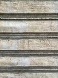 De deur van het Grungemetaal en muurtextuur Royalty-vrije Stock Foto's